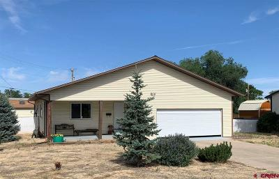 Cortez Single Family Home UC/Contingent/Call LB: 327 N Madison Street