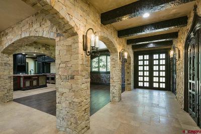 Bayfield, Durango, Hesperus, Ignacio, Vallecito Lake/bayfield, Mancos Single Family Home For Sale: 250 Basin Creek Circle