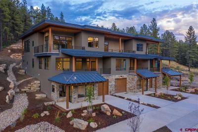 Bayfield, Durango, Hesperus, Ignacio, Vallecito Lake/bayfield, Mancos Condo/Townhouse For Sale: 910 Twin Buttes Avenue #1
