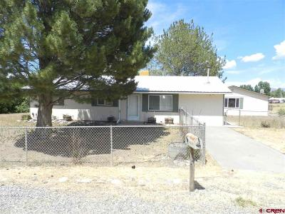 Montrose County Single Family Home UC/Contingent/Call LB: 13422 L Road