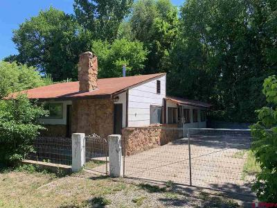 Paonia Single Family Home For Sale: 227 Main Avenue