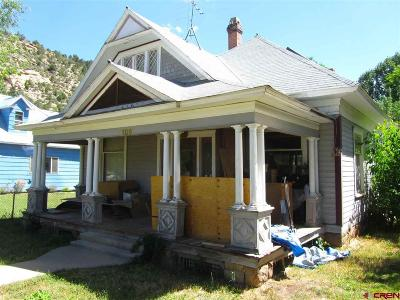 Dolores Single Family Home UC/Contingent/Call LB: 109 N 8th Street