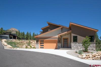 Durango Single Family Home For Sale: 41 Yucca Court