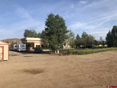 Gunnison County Commercial For Sale: 1160 N Main Street #2.16 acr