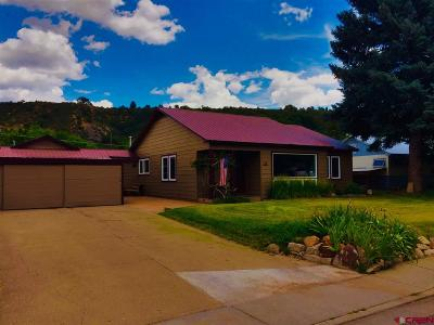 Durango Single Family Home For Sale: 88 Riverview Drive