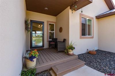 Pagosa Springs Single Family Home UC/Contingent/Call LB: 32 Northbay Circle