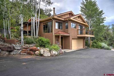 Durango Single Family Home For Sale: 1965 Cr 203