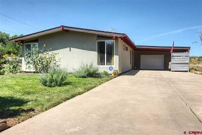 Cortez Single Family Home UC/Contingent/Call LB: 1011 Balsam