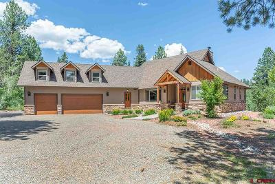 Durango Single Family Home UC/Contingent/Call LB: 502 W Los Ranchitos