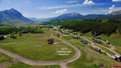 Meridian Lake Meadows, Meridian Lake Park Residential Lots & Land For Sale: 378 Meadow Drive