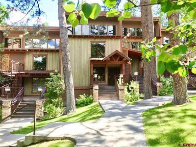 Durango Condo/Townhouse For Sale: 365 S Tamarron Drive #764