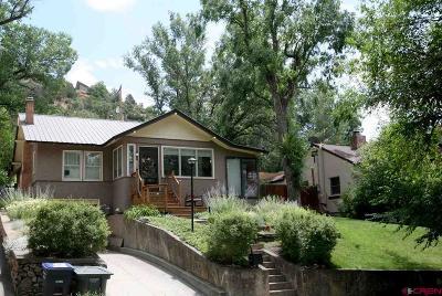 Durango Single Family Home For Sale: 1236 E 4th Avenue