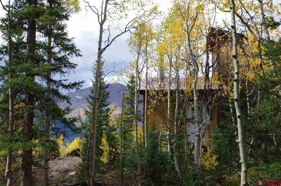 Ouray Single Family Home For Sale: 5401 20c