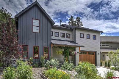 Durango Single Family Home UC/Contingent/Call LB: 14 Artisan