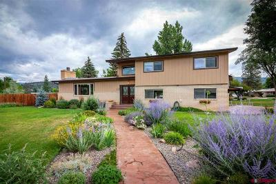 Durango Single Family Home UC/Contingent/Call LB: 169 Riverview Drive
