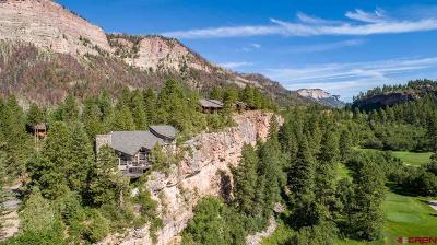 Durango Single Family Home For Sale: 163 Peregrine Drive