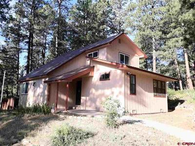 Durango Single Family Home For Sale: 6355 Cr 240