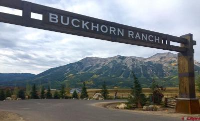 Buckhorn Ranch Residential Lots & Land UC/Contingent/Call LB: 31 Bridle Spur Way