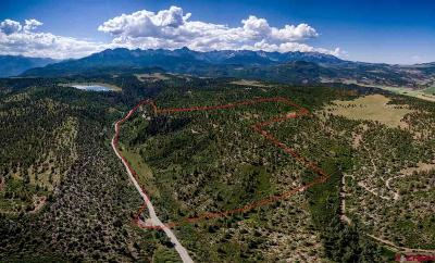Ridgway Residential Lots & Land For Sale: Tranquility Trail