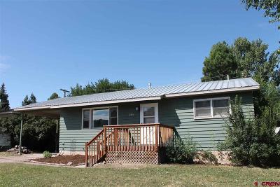 Durango Single Family Home UC/Contingent/Call LB: 2411 Thomas Avenue