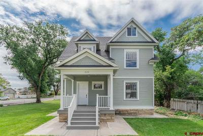 Montrose Single Family Home For Sale: 448 S 5th