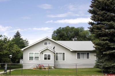 Dolores CO Single Family Home UC/Contingent/Call LB: $260,000