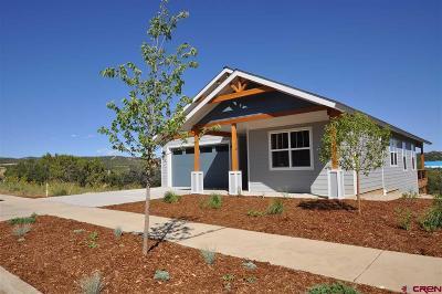 Single Family Home For Sale: 38 Salt Brush Street