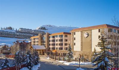 Mt. Crested Butte Condo/Townhouse For Sale: 6 Emmons Road #156