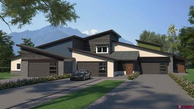 Pagosa Springs Condo/Townhouse UC/Contingent/Call LB: 3500 W Highway 160 #106
