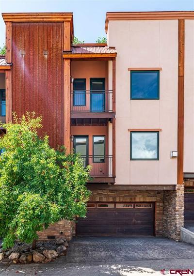Durango Condo/Townhouse For Sale: 1422 Animas View Drive #40