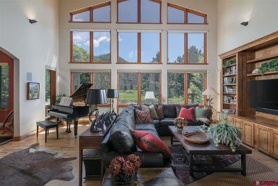 La Plata County Single Family Home UC/Contingent/Call LB: 180 Troon Trail