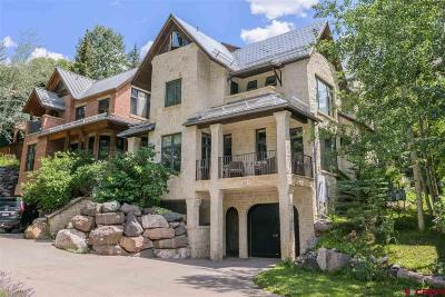 Telluride Single Family Home For Sale: 431 W Galena Avenue