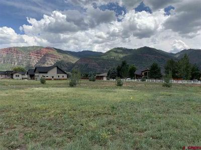 Durango Residential Lots & Land For Sale: 148 Glade Court