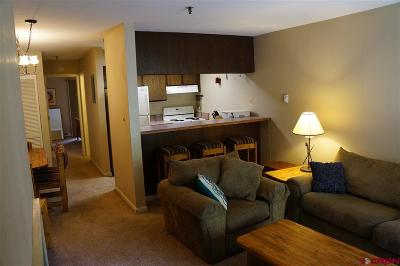 Mt. Crested Butte CO Condo/Townhouse For Sale: $295,000
