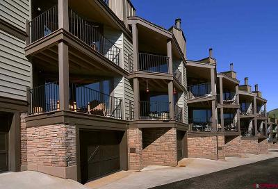 Mt. Crested Butte CO Condo/Townhouse For Sale: $519,000