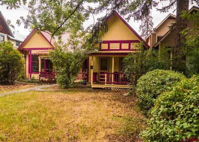 Single Family Home For Sale: 760 E 3rd Avenue