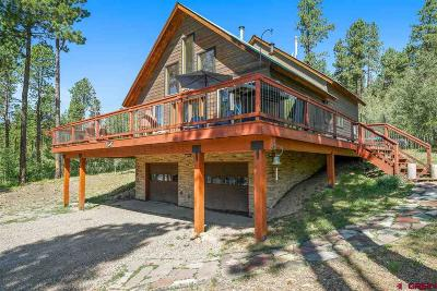 Durango Single Family Home UC/Contingent/Call LB: 13713 County Road 240