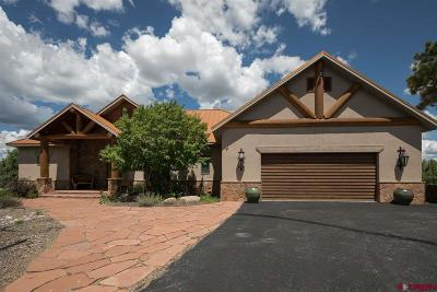 La Plata County Single Family Home For Sale: 1041 Heritage Road