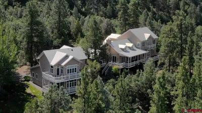 Durango CO Single Family Home For Sale: $2,250,000