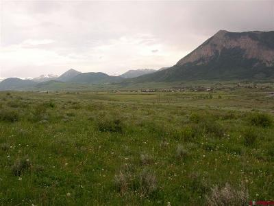 Crested Butte Residential Lots & Land For Sale: Hidden Mine Lane