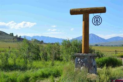 Gunnison CO Residential Lots & Land For Sale: $225,000