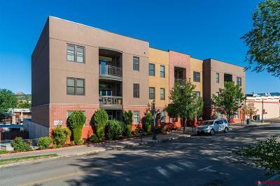 Durango Condo/Townhouse For Sale: 543 E 2nd Avenue #3E