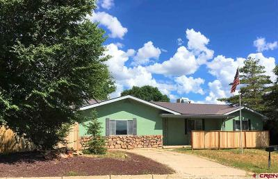 Cortez Single Family Home For Sale: 2018 Rolling Road