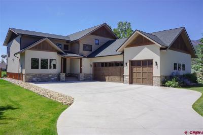 Durango Single Family Home NEW: 724 N Dalton Ranch Road