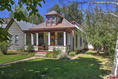 Single Family Home NEW: 445 E 5th Avenue