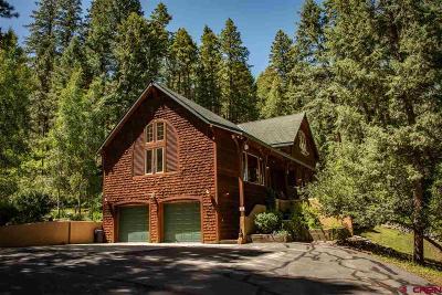Pagosa Springs Single Family Home For Sale: 2171 Loma Linda Drive