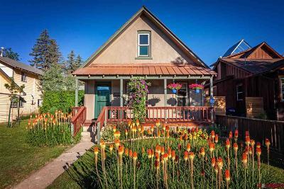 Durango Single Family Home NEW: 2339 W 3rd Avenue