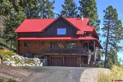 Durango Single Family Home NEW: 8961 Falls Creek Main