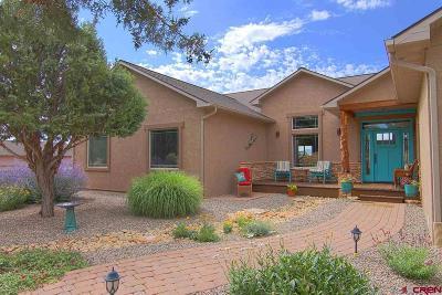 Mancos Single Family Home NEW: 13355 Road 31