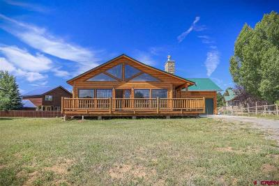 Pagosa Springs Single Family Home UC/Contingent/Call LB: 178 Bayview Circle